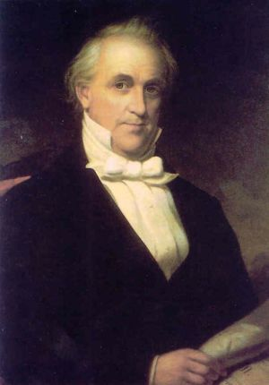 James Buchanan portrait