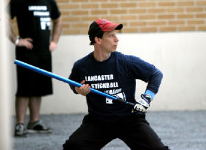 Old-time street game hits a home run in Lancaster