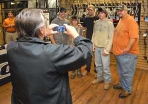 The Bone Collectors meet & greet at Lancaster Archery Supply