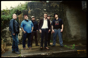 Lucero is the poster band for new South