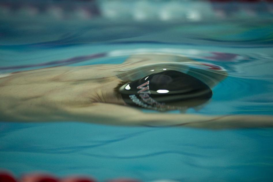 Warwick leads strong day for L-L in District 3 Class 3A swimming championships