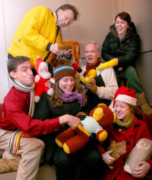 'Yule Laugh' spikes the eggnog with timely humor