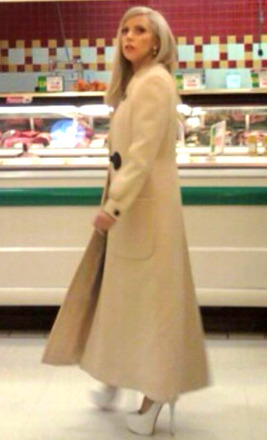 Lady Gaga Gets Groceries In Lancaster County
