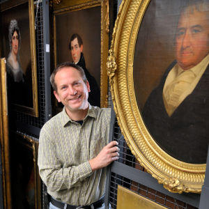 LancasterHistory.org's return home keeps curator busy