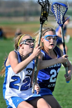 GIRLS' LACROSSE: Eagles rout Lampeter-Strasburg