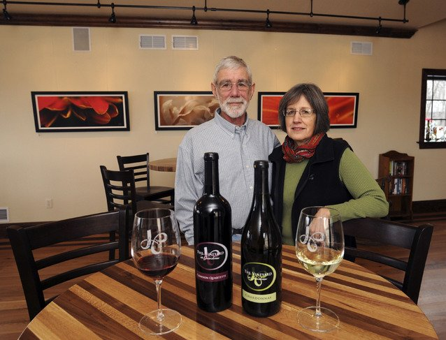 Mount Joy winery opens its tasting room