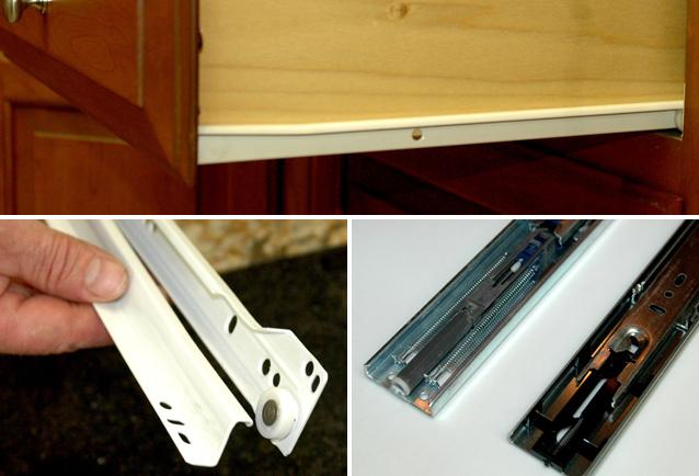 soft closing drawer slides problems 2