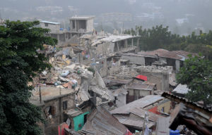 Haiti quake kills many thousands