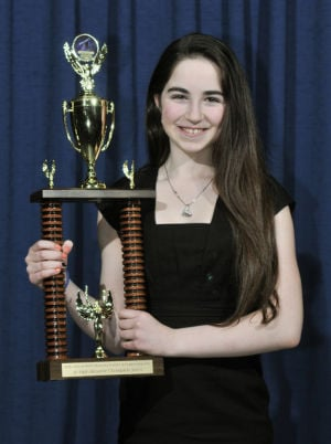 Lancaster Country Day School 8th-grader named Junior Reserve Champion at science fair