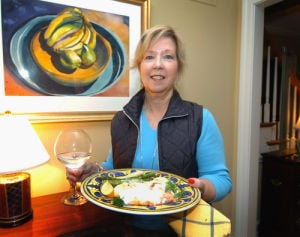 Edible art / Judy Smith showcases creativity in the kitchen