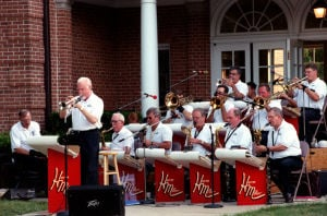 Herm Miller Orchestra brings the big band sound to Mountville's Lawn Concerts