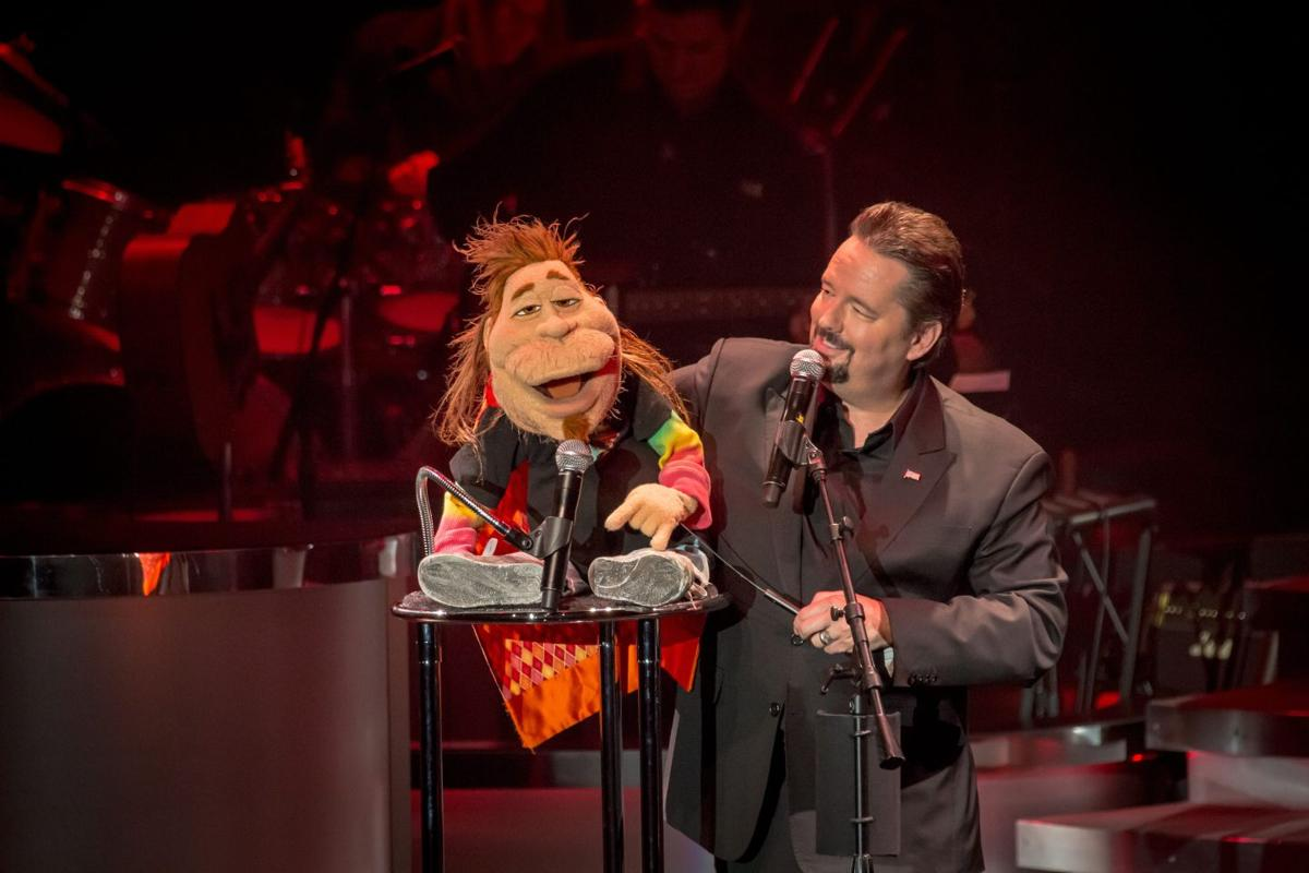 Ventriloquist terry fator is bringing his characters to for Apt theater schedule