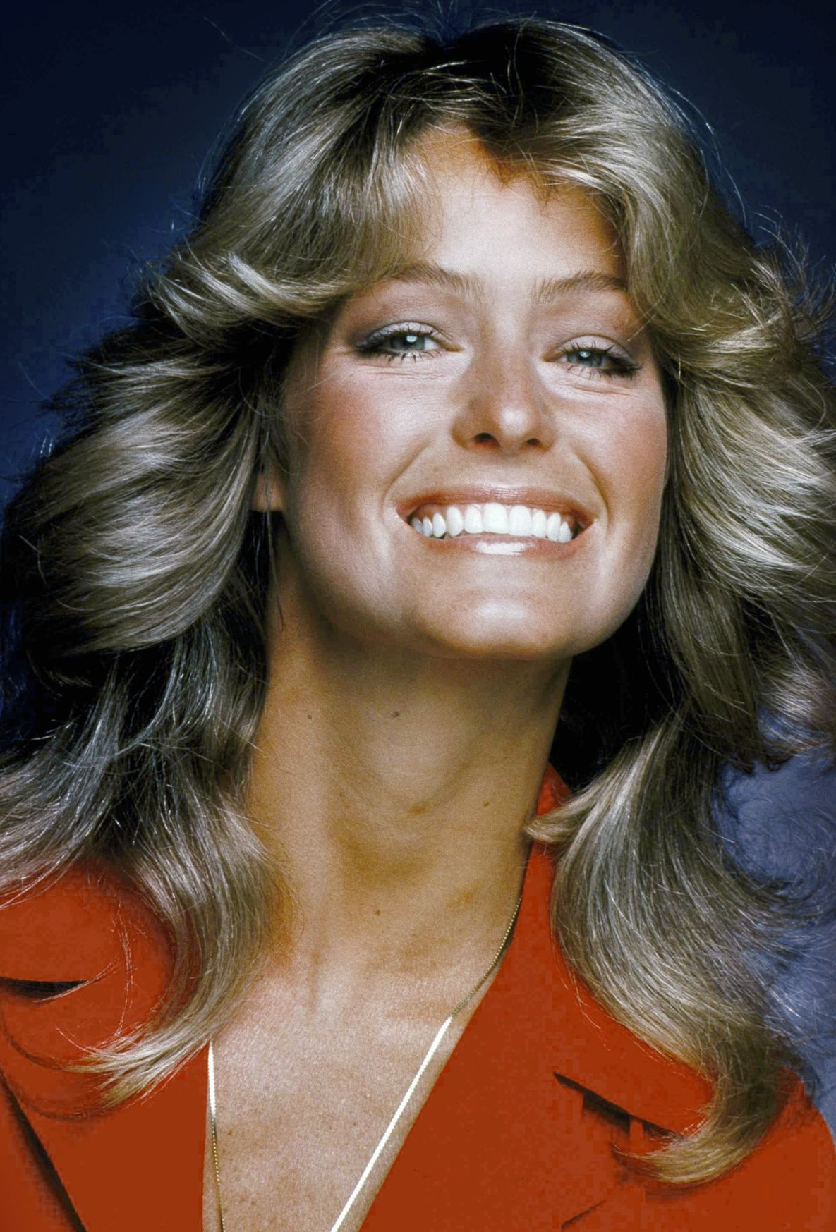 The Scribbler Farrah Fawcett S Faux Fur To Be Sold Again