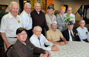 17th Airborne Division vets reunite
