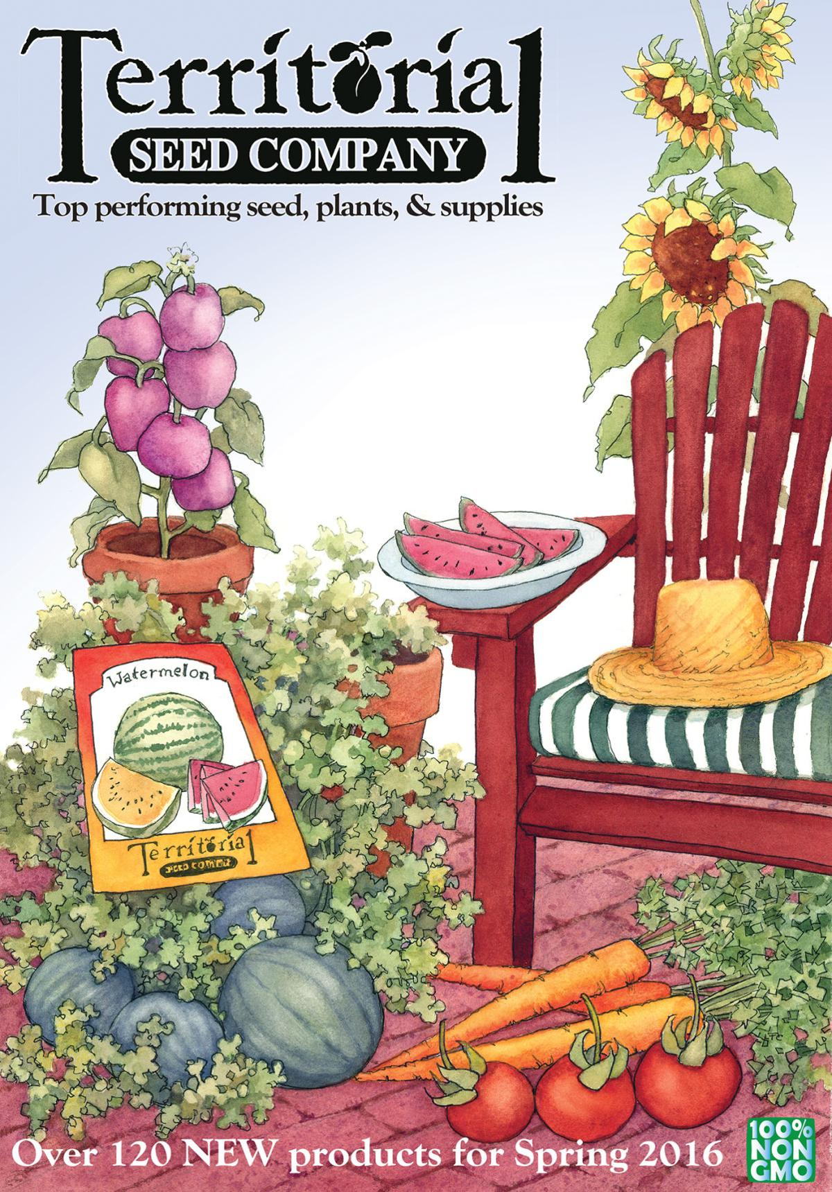 We asked and here are your favorite garden seed catalogs of 2016