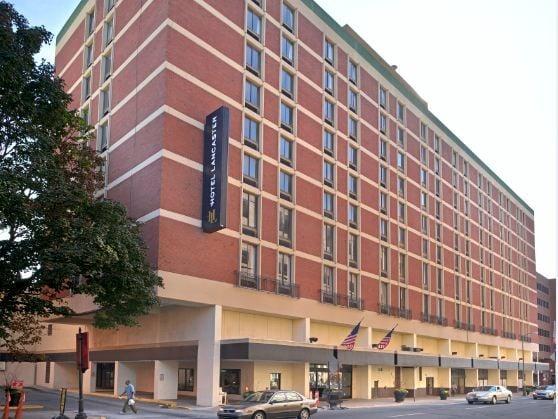 Tax credits may help jump start hotel lancaster bulova for Country living inn lancaster