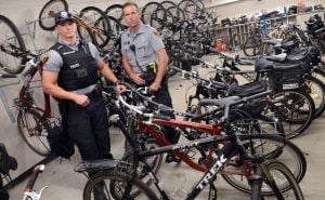 Manpower problems force city police to take bicycle patrols off the streets