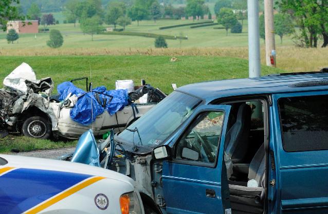 Jacy Car Accident