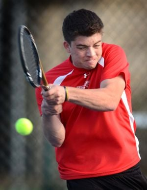Deimler defeats Muraika, but Cedar Crest Wins the Match