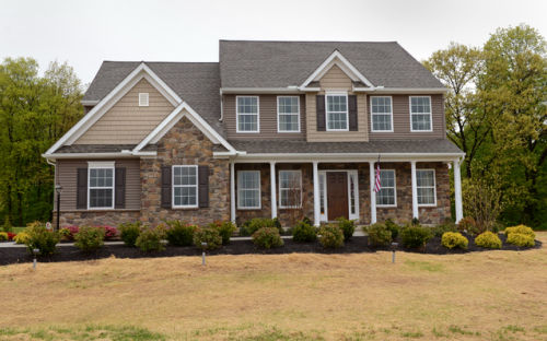 Keystone custom homes floor plans