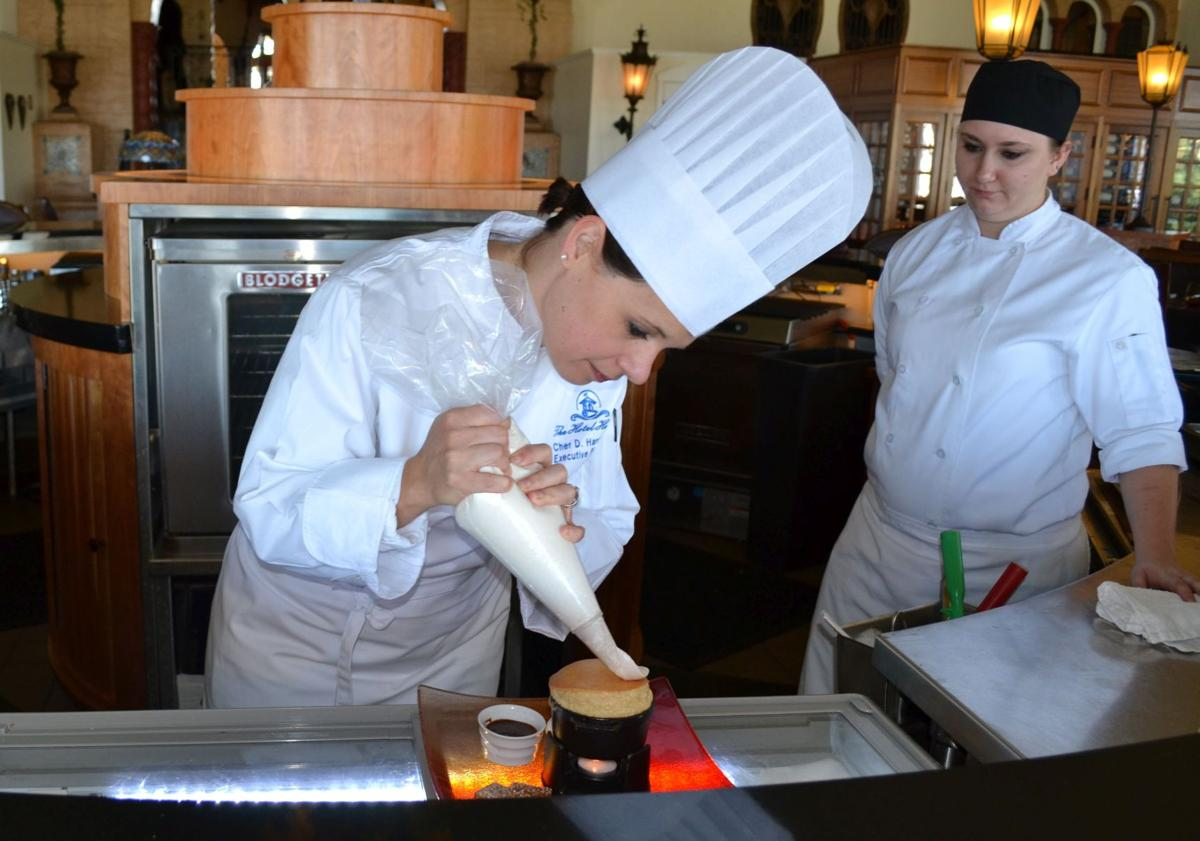 Q Amp A Pastry Chef At The Hotel Hershey On Learning On The