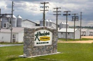 Group calls Manheim egg farm 'deplorable'