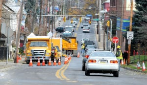 Roadwork wrapping up in Lancaster County as winter looms