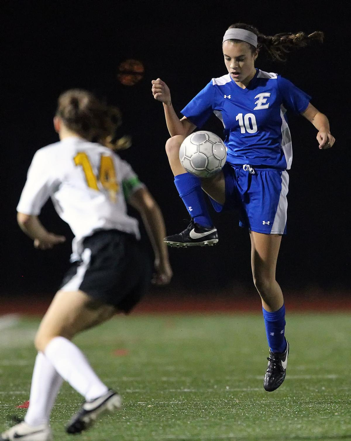 Girls soccer: E-town takes command in L-L Section 2 with 2 ...