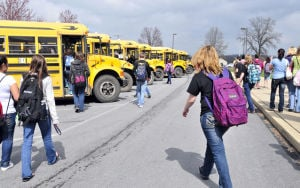 Solanco School District will pay families not to bus