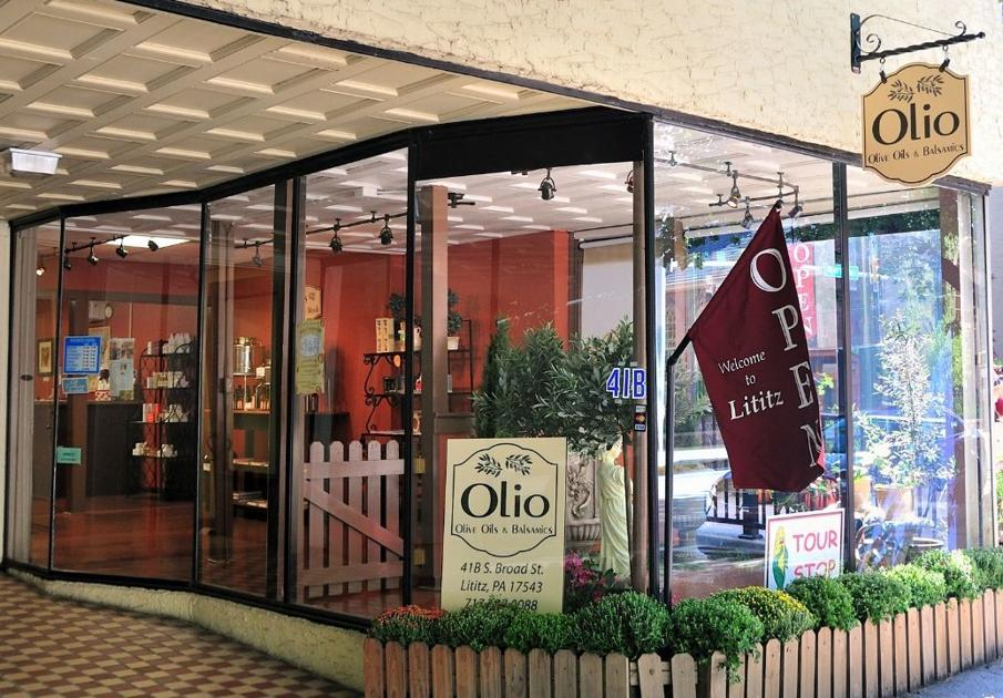 Olio Olive Oil Balsamics To Expand Lititz Shop Local