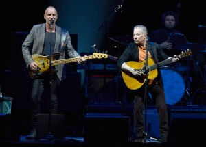 Sting & Paul Simon