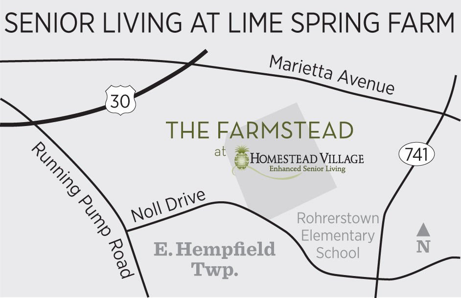Construction of the $28M Farmstead at Lime Spring Farm to