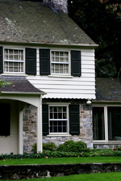A Fort Without A Fight Garrison Colonial Home Design Elements Replicate Military Features