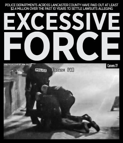 unnecessary force by police By mark reynolds the other day while i was driving through town i noticed a police cruiser realizing that there are by courageouslion.
