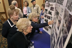 Film about World War II's displaced persons to premiere here
