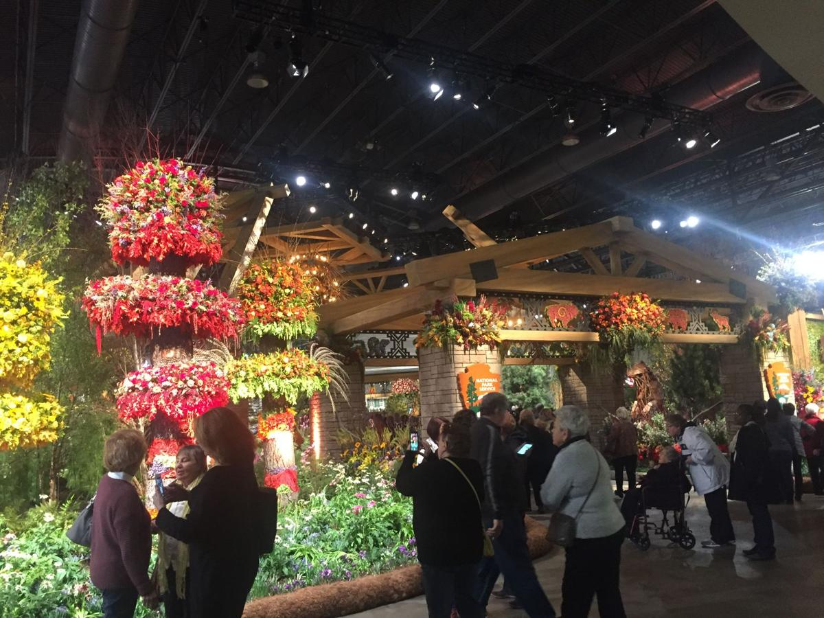 A First Look At The 2016 Philadelphia Flower Show Home Garden