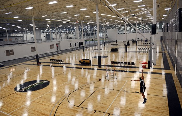 Spooky Nook Sports Nation S Largest Indoor Sports Complex