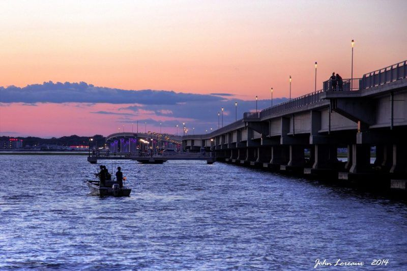 Coastal living names this new jersey spot the best beach for Best fishing spots in nj