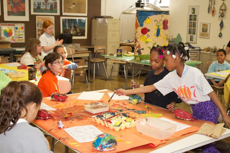 Garden Club Gets Jump On Spring At Martin Elementary Local News