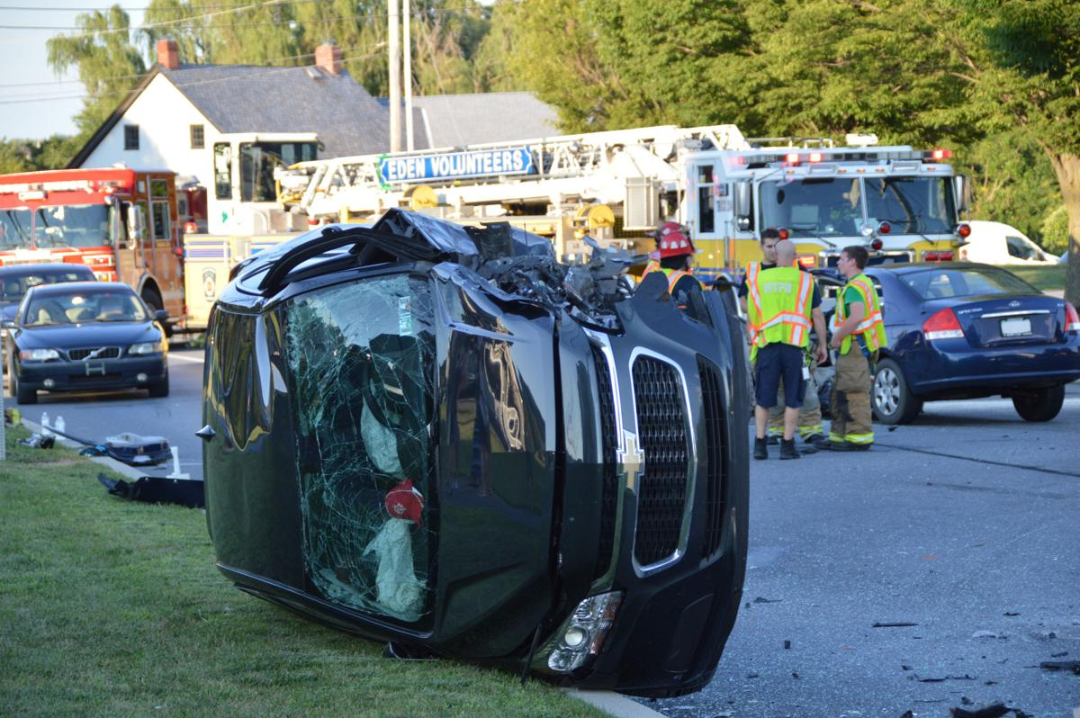 Two Crashes Occur On Oregon Pike Within An Hour Local News Lancasteronline Com