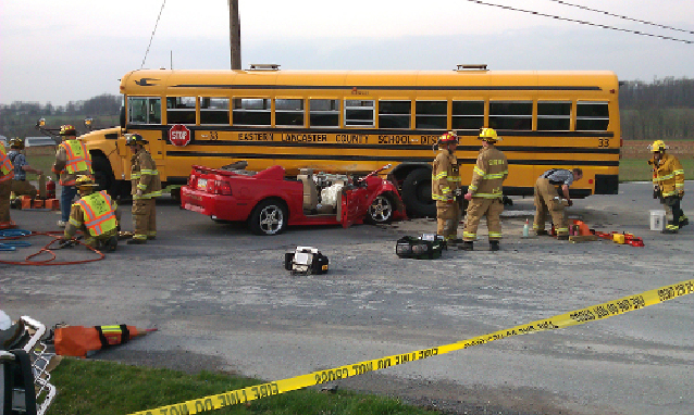 Update Man Hurt In Bus Car Wreck Identified News