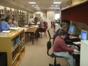 Lancaster Mennonite Historical Society research
