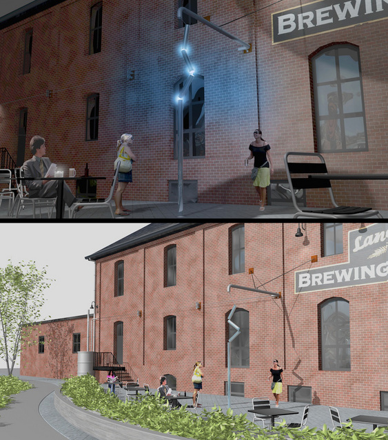 The Inside Track Lancaster Pa: Public Gets A Look At Artistic Designs For Lancaster
