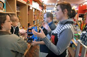 Local retailers, shoppers get behind Small Business Saturday