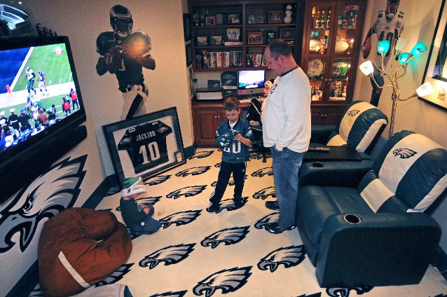 Man Cave Rug Ideas : Caving in lifestyle lancasteronline