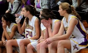 Sudden stop: Up-tempo Blackhawk eliminates Lancaster Catholic girls in PIAA Class AAA basketball quarterfinals