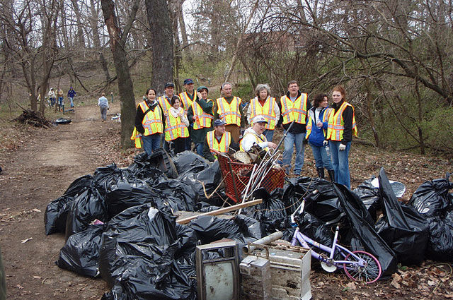 Waterway Cleanup Projects Forming Around Lancaster County