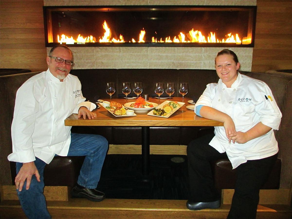 Seafood restaurant devon philadelphia lobster house for Fish restaurant philadelphia