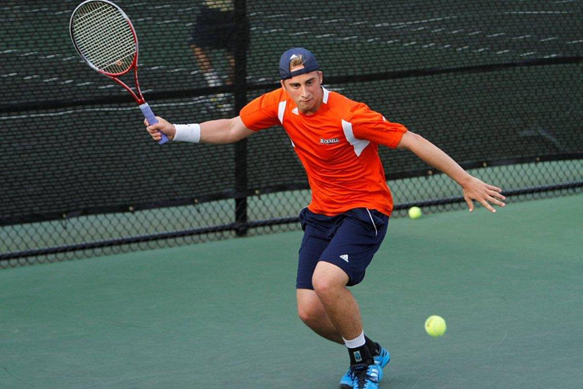 Lancaster Native Nick Bybel Off To Play Pro Tennis In
