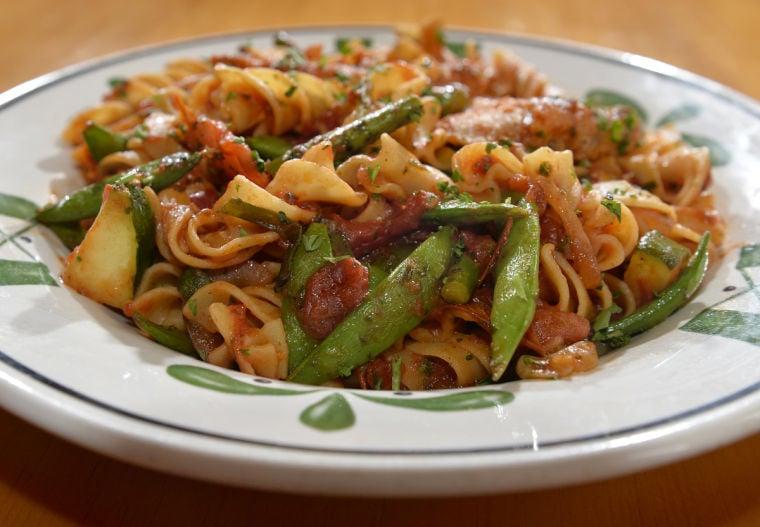 Olive garden vegan menu
